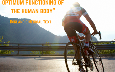 Reaching Optimal Functioning Levels is Not Just for Athletes.